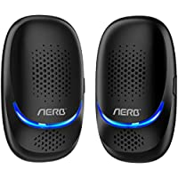 2-Pack Aerb Electronic Ultrasonic Pest Repeller