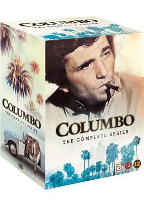 Columbo (Complete Series) - 36-DVD Boxset [ NON-USA FORMAT, PAL, Reg.2 Import - Denmark ]