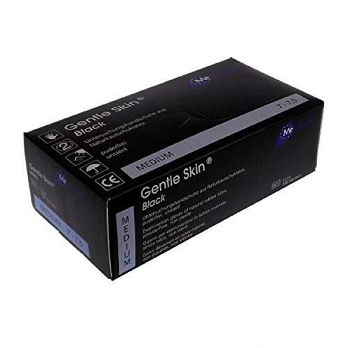 Meditrade 1224M Gentle Skin Black, 1er Pack (1 x 100 Stück)
