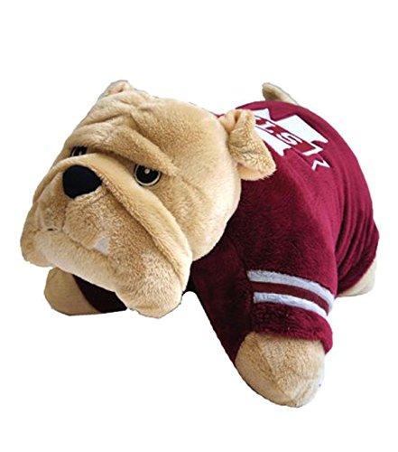 Fabrique Innovations NCAA Kissen für Haustiere, Spielzeug und Spiele, Teamfarbe, Einheitsgröße
