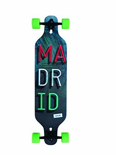 Madrid Miami Basic Komplett Longboard (Drop Through) 2015