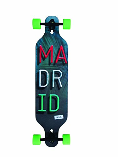 Madrid Miami Basic Komplett Longboard (Drop Through) 2015