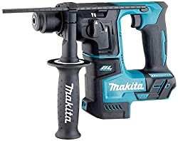 Makita cordless rotary hammer (without battery / charger, 480 W, 18 V) DHR171Z
