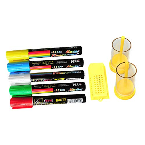 Raybre Art 8pcs Apicoltore Queen Bee Marking Pen Marker Paint Tool Set Strumenti per Apicoltura Colore Casuale