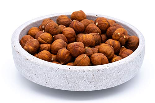 Noisettes Naturelles Décortiquées Bio 1 kg crues sans additifs raw