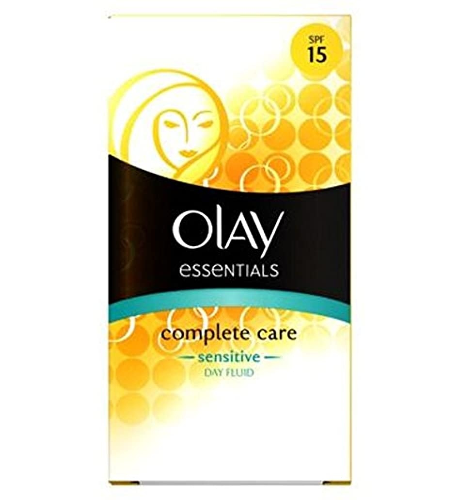 Olay Complete Lightweight 3in1 Moisturiser Day Fluid SPF15 sensitive 100ml - オーレイ軽量3In1の保湿日流体Spf15敏感な100ミリリットルを完了 (Olay) [並行輸入品]