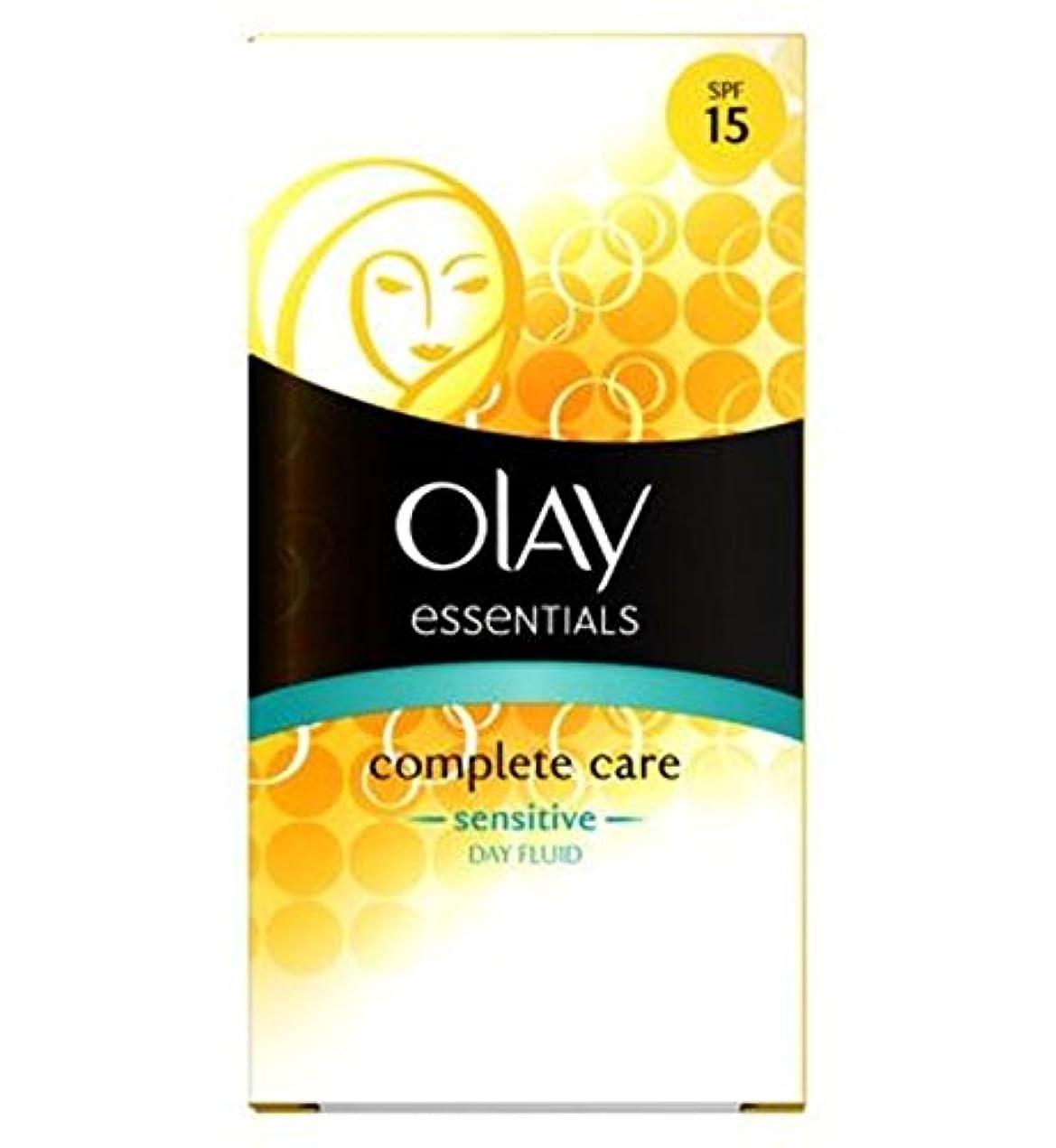枯渇する孤児護衛Olay Complete Lightweight 3in1 Moisturiser Day Fluid SPF15 sensitive 100ml - オーレイ軽量3In1の保湿日流体Spf15敏感な100ミリリットルを完了 (Olay) [並行輸入品]