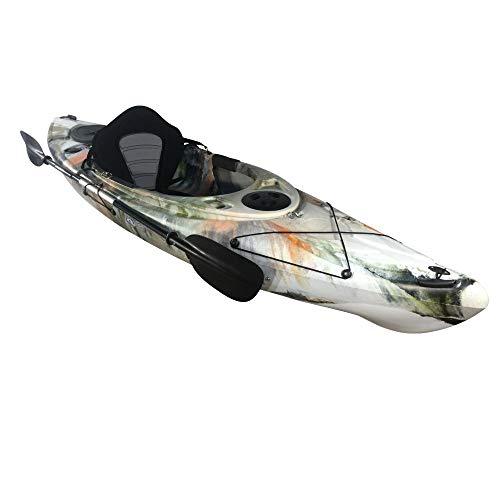 Cambridge Kayaks ES, Herring Selva Kayak DE Paseo Y Pesca, RIGIDO,
