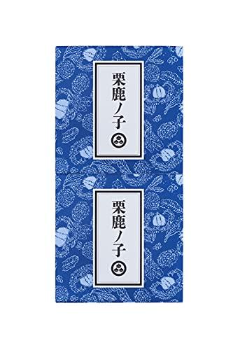 小布施堂 栗鹿ノ子小 2個入(270g×2)