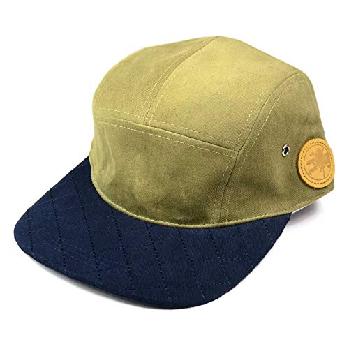 Morning Glory Casquette 5 panel Rubber