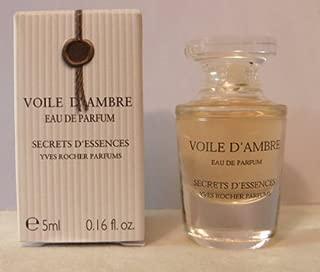 VOILE d'AMBRE Eau de Parfum by Yves Rocher Mini (.16 oz./5ml)