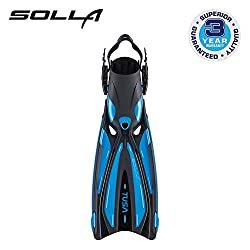 powerful, efficient and comfortable scuba fins