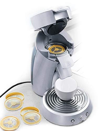Herbruikbare koffiepads 4 stuks