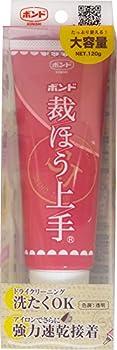 品番:#05626 サイズ:120g 色調:透明 種類:水性形接着剤 成分:シリル化ウレタン樹脂35%、水65%