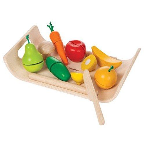 PlanToys - PT3416 - Nourriture - Fruits & Légumes