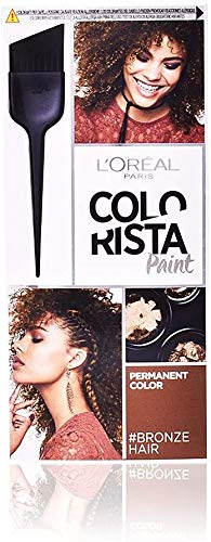 L'Oréal Paris Colorista Paint Colorazione Permanente con Pennello, Facile Applicazione, Colore Ricco di Riflessi, Bronze