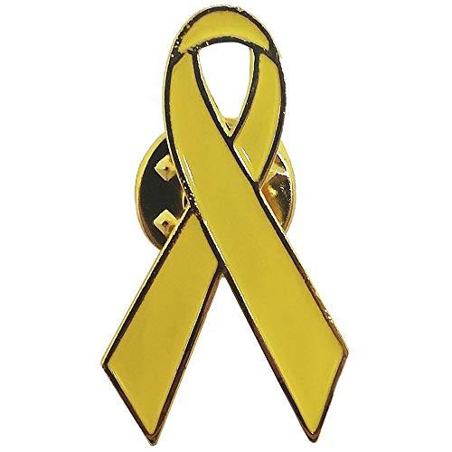 Pin Lazo Amarillo Llibertat Presos Politics Independencia Catalunya Llac Groc (3)