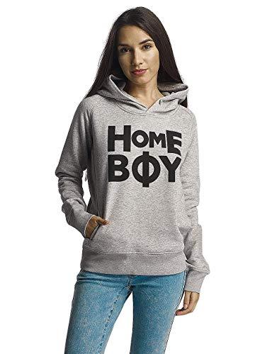 Homeboy Damen Hoodies Rome grau S