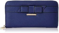 Diana Korr Womens Wallet (Blue) (DKW15DBLU)