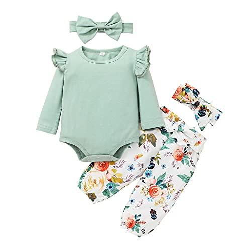 Newborn Baby Girl Clothes Toddler O…