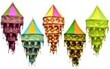 Masti Zone Fabric Lantern (Multi)