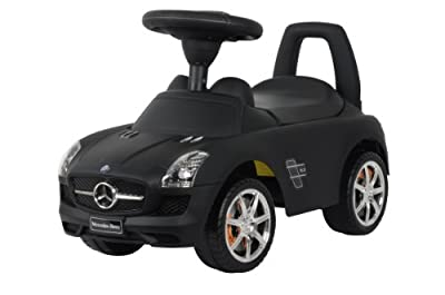 Best Ride on Cars Mercedes Benz Push Car by Best Ride on Cars