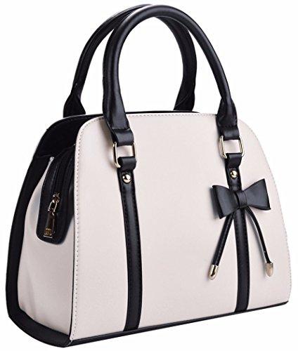 MSZYZ dames portemonnee en handtassen met strik, klein