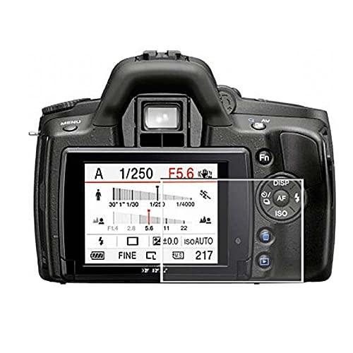 Vaxson 3-Pack TPU Pellicola Protettiva, compatibile con Sony Alpha 390 α390 A390, Screen Protector Film [ Non Vetro Temperato ]