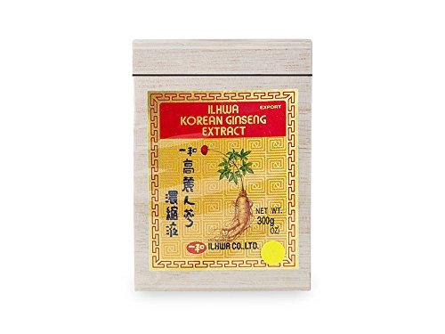 Il Hwa | 100% Koreaans Ginseng-Extract | Bevat Bevorderlijke Ginseng | Bevat Een Lepel | 300 gram