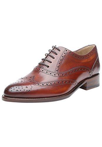 SHOEPASSION - No. 1151 - Schnürschuhe - Eleganter Business- oder Freizeitschuh für Damen. Rahmengenäht und handgefertigt aus feinstem Leder.