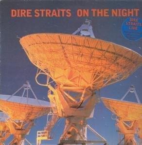 ON THE NIGHT LP (VINYL ALBUM) UK VERTIGO 1993