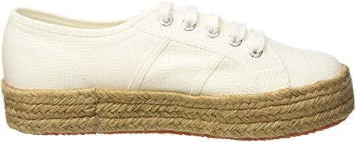 SUPERGA 2730-COTROPEW, Scarpe Sportive Donna, Bianco (White 901), 39 EU