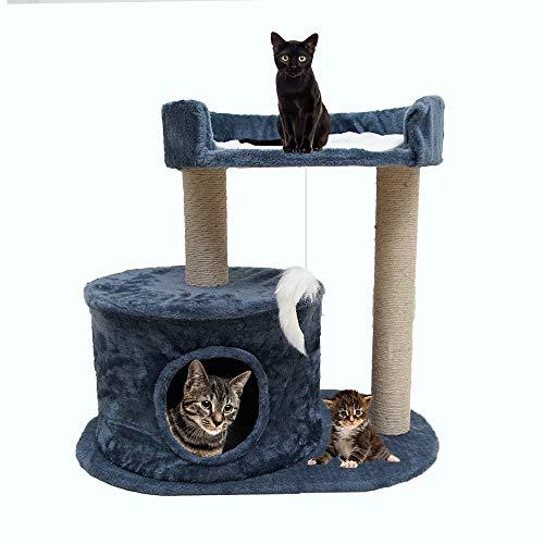 Rascador Para Gato Torre  marca Nareo