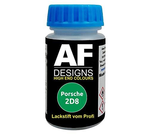 Lackstift für Porsche 2D8 Grün schnelltrocknend Tupflack Autolack