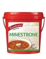コンチネンタルミネストローネグルテンフリースープ2.1kg