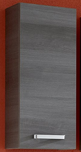 Pelipal 352 Bonn Wandschrank, Holzdekor, Eiche Natur, 20,0 x 30,0 x 70,0 cm
