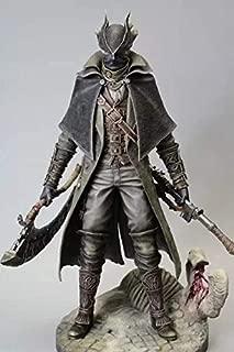 KaiWenLi Bloodborne/Old Hunter/Version surdimensionnée 30 cm/Jeu de caractères Caractère Modèle/PVC Matériel graphique Statue/Meilleur Décoration/Collection
