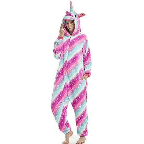 bata unicornio adulto de la marca Haowen