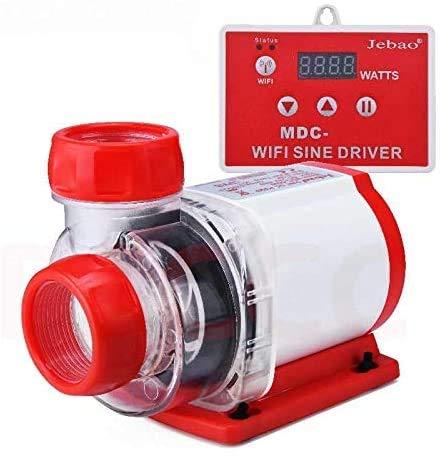Jebao MDC - 10000 Förderpumpe 10000l/h mit WiFi Aquarium Förderpumpe Süß- & Meerwasser