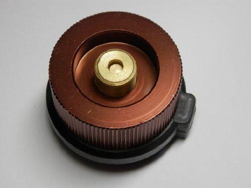 OD缶からCB缶 カセットガスアダプター 改良型 ほぼ全てに対応 haru's_shop