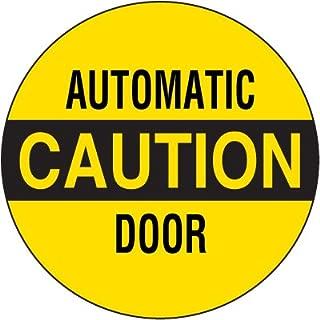 Door Decal C-Automatic Door