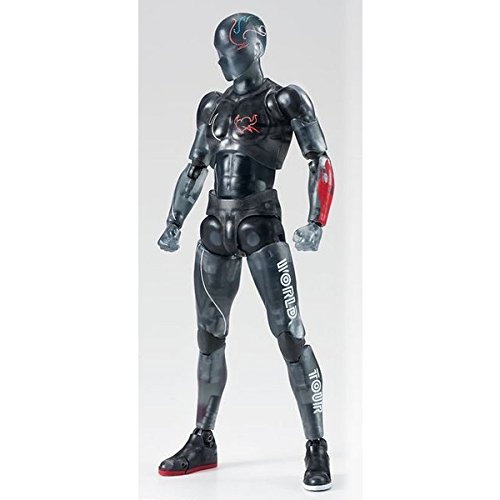Tamashii Nations HOMBRE WORLD TOUR FIGURA 15 CM BODY KUN SH FIGUARTS