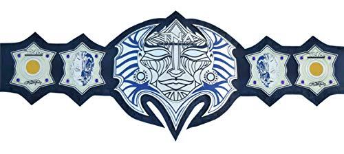 TNA Jeff Hardy Immortal Champion - Cinturón de metal para adultos