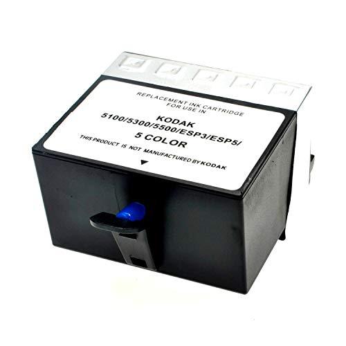 Tintenpatrone für Kodak Nr 10 Color 67,5 ml, kompatibel für Kodak Easyshare 5300,5500 Kodak ESP 3 ESP 5 ESP 7 ESP 9 3250 5250 6150 7250