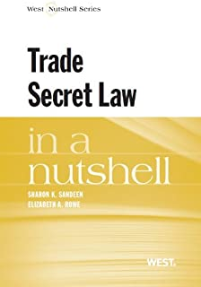 Trade Secret Law in a Nutshell