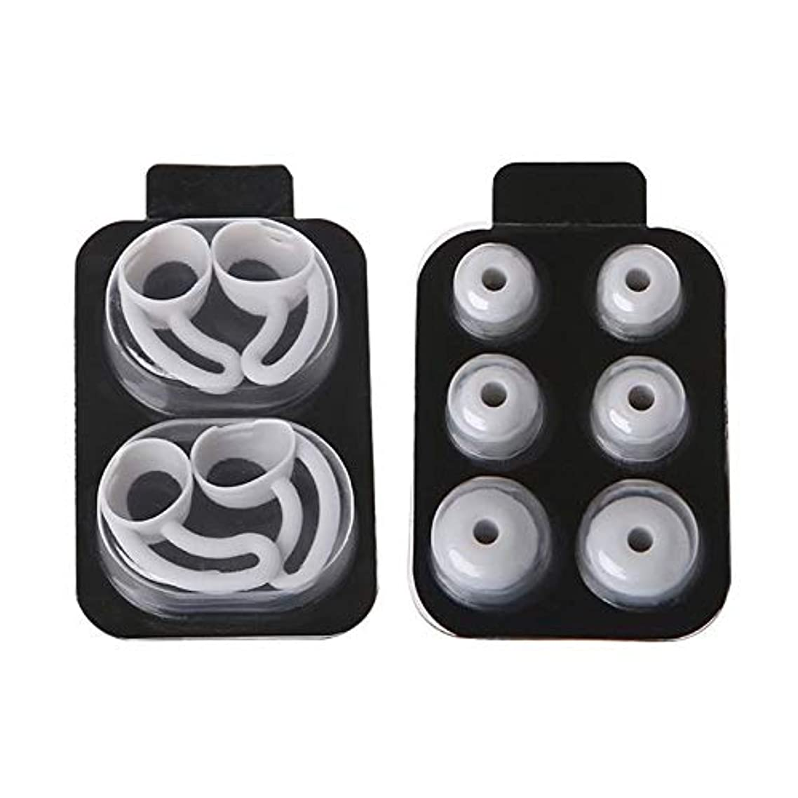 Lovinstar 3pairs Silicone Earbuds Tips Ear Buds EarGels for Beatsx Urbeats Tour Earphone Replacement (S,M,L) (White)