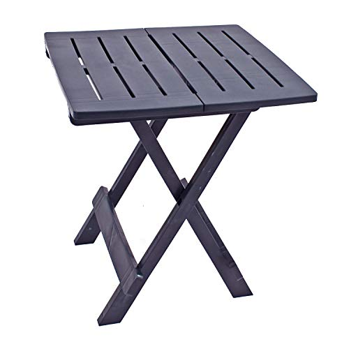 TRABELLA Anthracite BARI Side Table