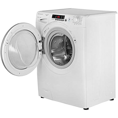 Candy Grand'O Vita GVS169DC3 9Kg Washing Machine with 1600 rpm - White