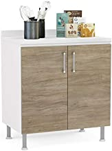 Politorno, Kitchen Storage Cabinet, MDF, Brown - 170542