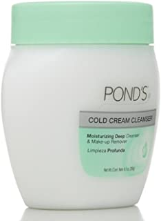 Pond's Cold Cream Cleanser 9.5 oz (Pack of 4)